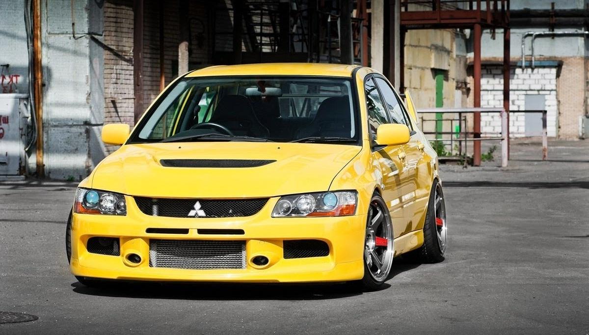Mitsubishi Lancer Evolution 9, Мицубиси Лансер Эволюшн 9, Митсубиси Лансер Эволюшн 9