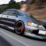 Mitsubishi Lancer Evolution 9 (Мицубиси Лансер Эволюшн 9)