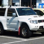 Mitsubishi Pajero Evolution (Мицубиси Паджеро Эволюшн)