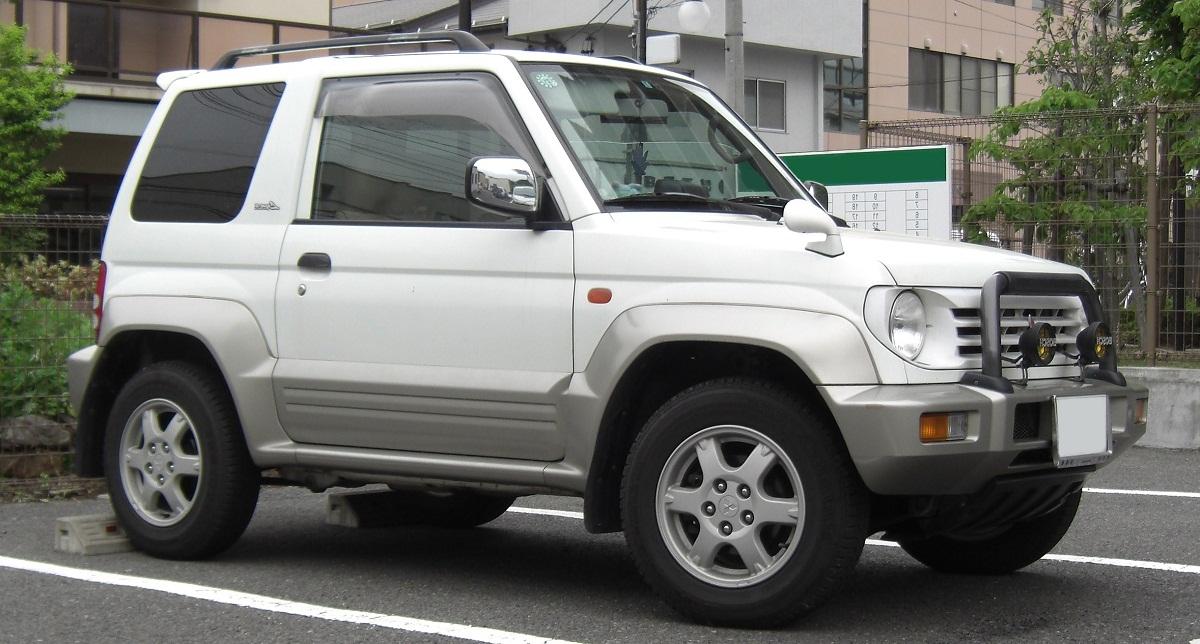 Mitsubishi Pajero Junior, Мицубиси Паджеро Джуниор, Митсубиси Паджеро Джуниор