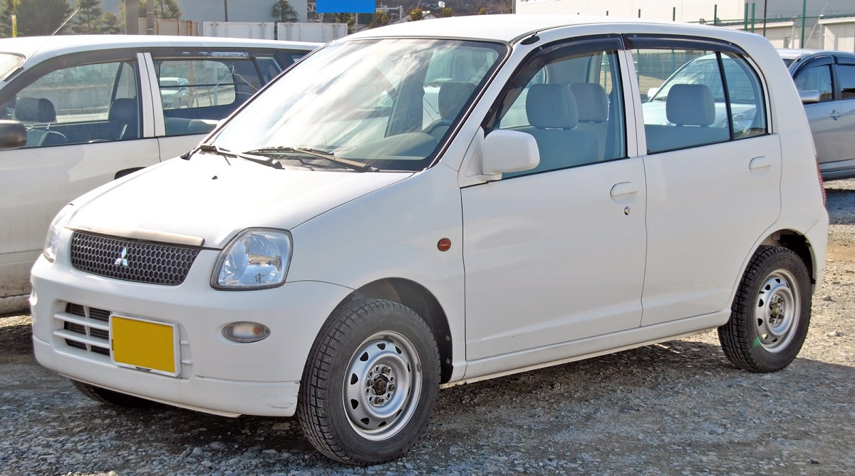 Mitsubishi Pistachio, Мицубиси Писташио, Митсубиси Писташио