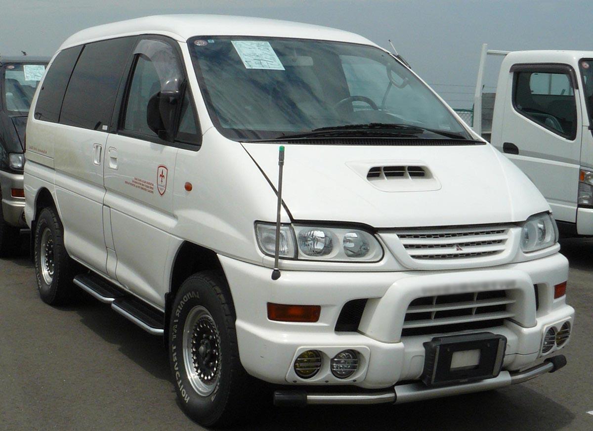 Mitsubishi Space Gear, Мицубиси Спейс Гир, Митсубиси Спейс Гир
