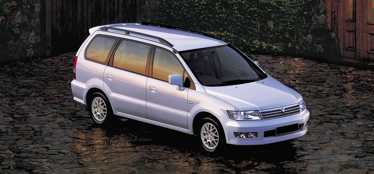Mitsubishi Space Wagon, Мицубиси Спейс Вагон, Митсубиси Спейс Вагон