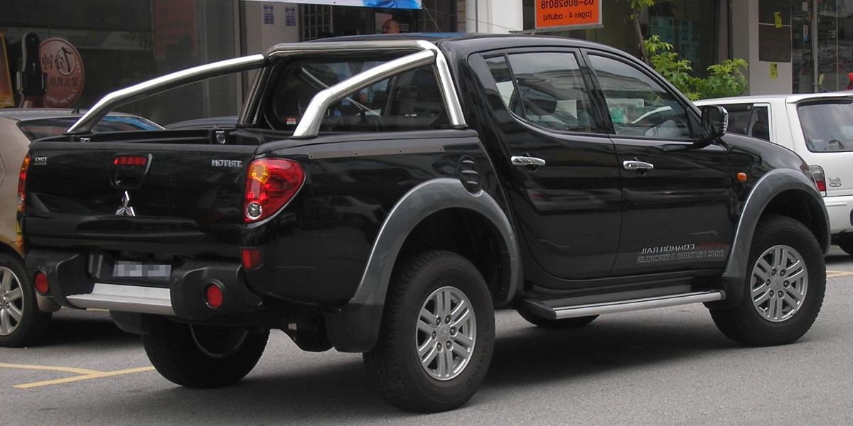 Mitsubishi Triton, Мицубиси Тритон, Митсубиси Тритон