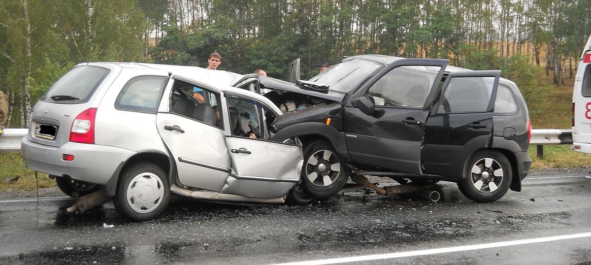 Аварии с выпившими водителями