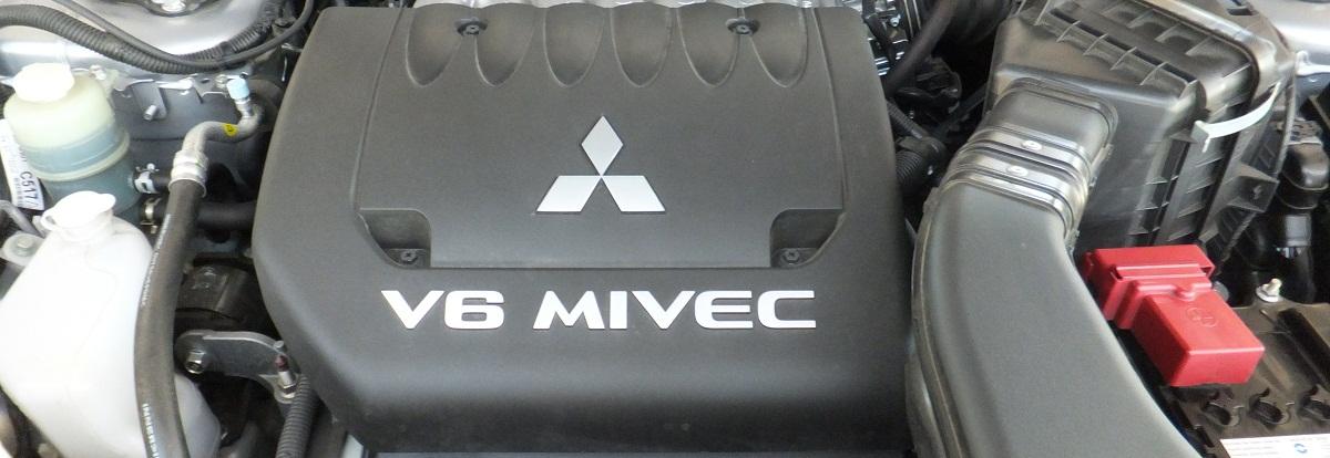 Двигатель MIVEC