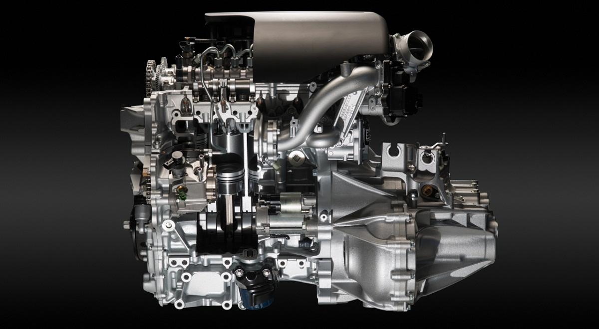 Дизельный тип двигателя