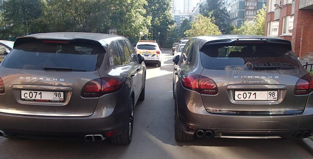 Как не купить автомобиль-двойник