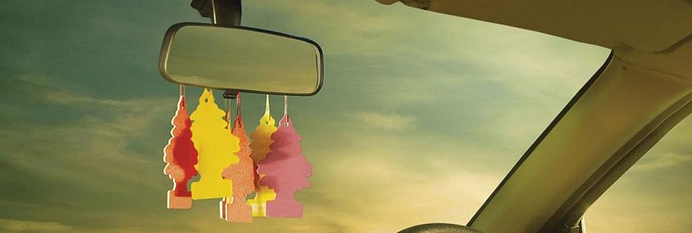 Виды ароматизаторов для автомобиля