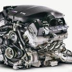 Бензиновый двигатель с турбонаддувом