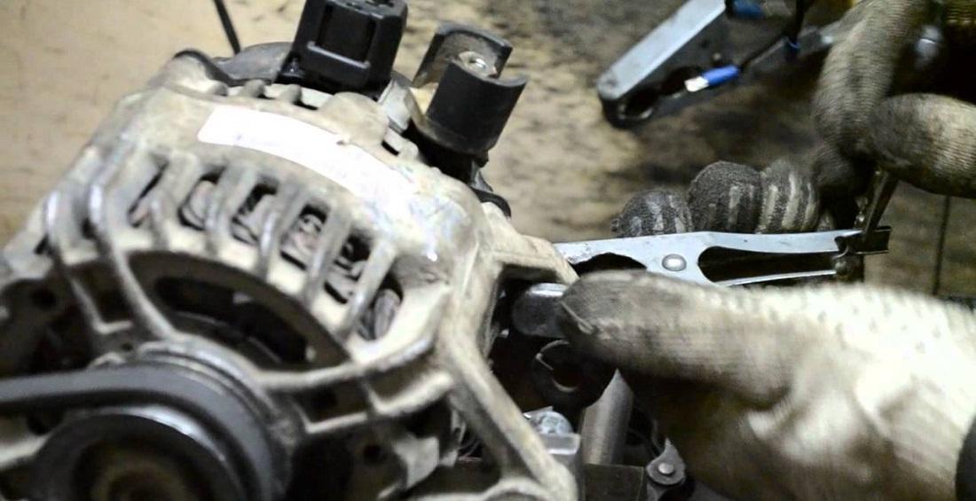 Диагностика генератора автомобиля