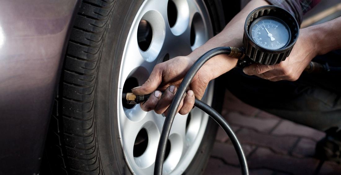 В каких условиях измеряют давление в шинах