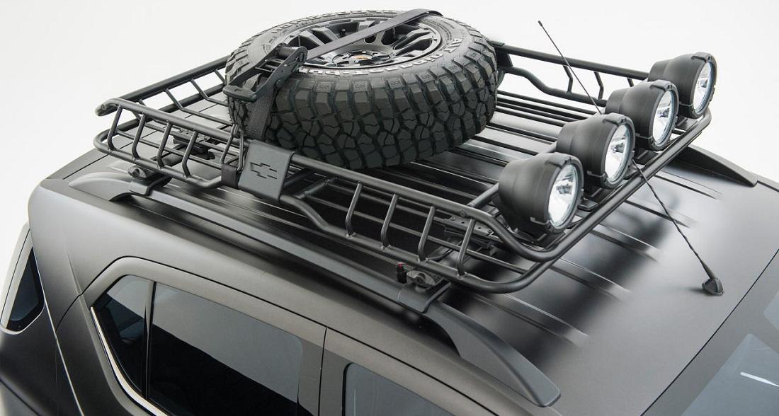 Виды багажников авто