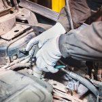 Замена шланга гидроусилителя