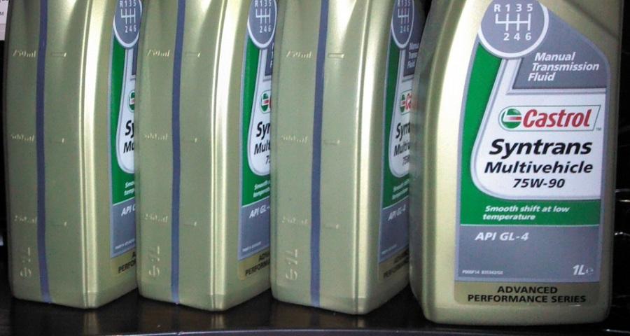 Особенности изготовления трансмиссионных масел бренда Castrol