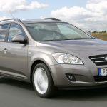 Автомобиль Kia Ceed — замена стекла