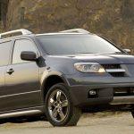 Mitsubishi Outlander — как ведет себя зимой