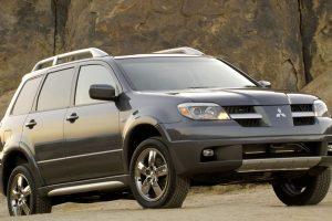 Mitsubishi Outlander - как ведет себя зимой