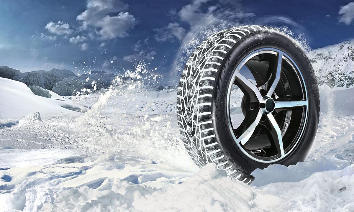 Как правильно выбрать зимние шины для автомобиля?