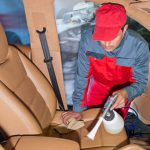 Химчистка автомобиля: виды и особенности профессиональной чистки салона авто