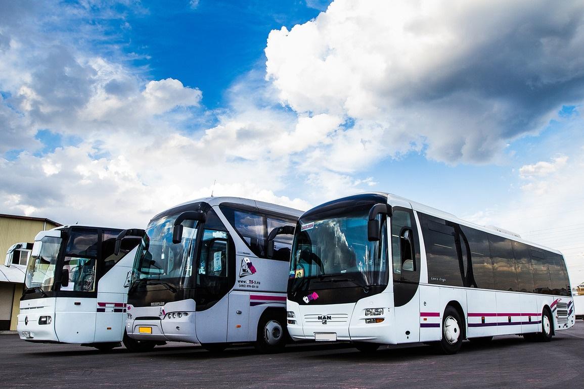 Как выбрать автобус для туристических поездок