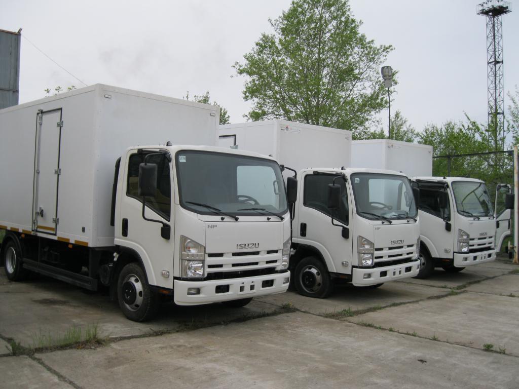 Почему выбирают каркасные изотермические фургоны?