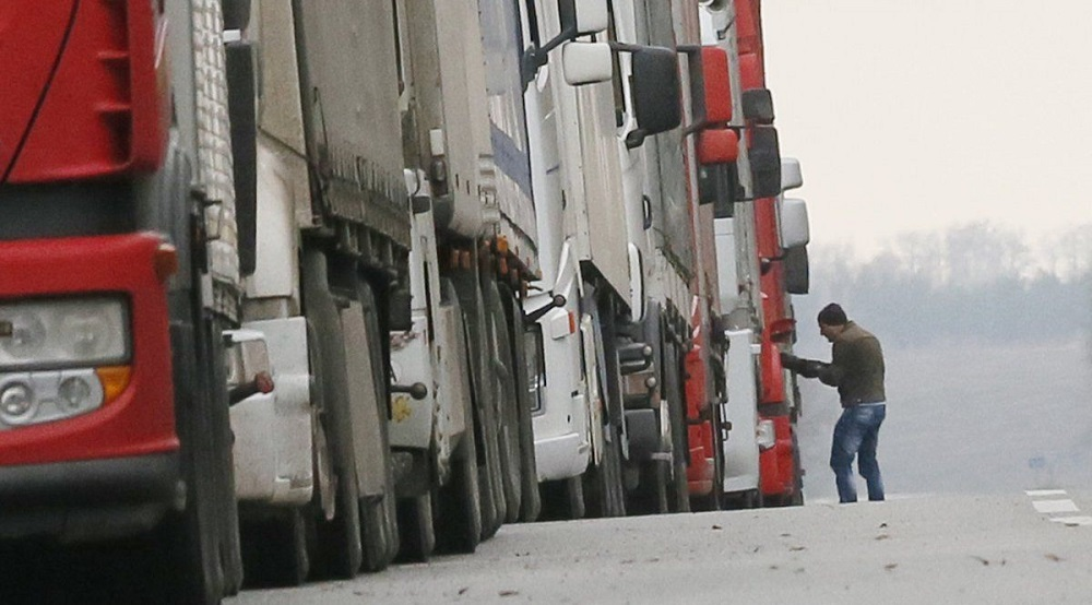 Пропуск для грузовых автомобилей