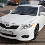 Лучшие тюнинговые товары для Toyota Camry