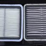Воздушный фильтр для Субару