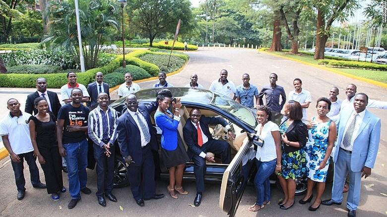 африканские машины