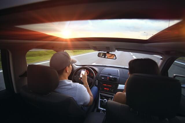 Вождение с автоинструктором